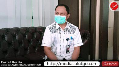 Kepala Dinas Kesehatan Kabupaten Gorontalo, Roni Sampir