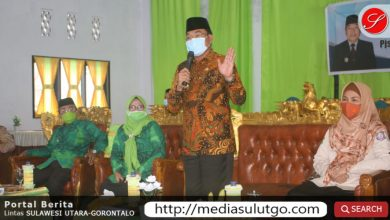 Photo of Pjs Bupati Gorontalo Harap Paslon Jaga Kondusifitas Daerah Pada Pelaksaan Pilkada