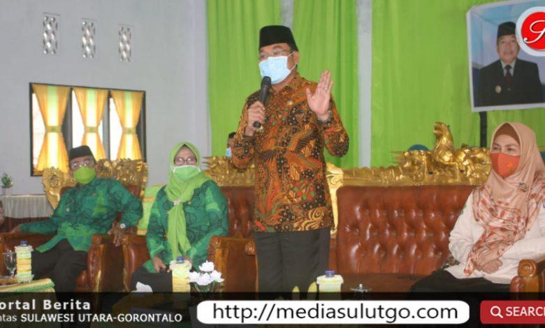 Pjs Bupati Gorontalo, Mitran Tuna