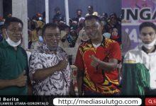 Photo of Deretan Tim Voli Dimanajeri Anggota DPRD Bolmut Berlaga di Turnamen Bola Voli Inomunga