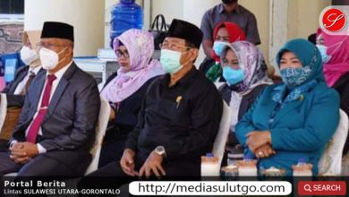 Photo of Ketua DPRD Bolmut Hadiri Upacara Peringatan Hari Pahlawan di Kantor Bupati