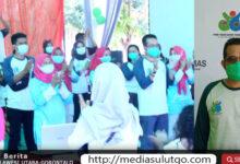 Photo of Peringati HKN Ke 56 Dinkes Bolmut Ajak Tepuk Tangan 56 Detik
