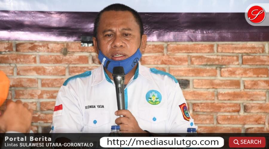 Photo of Ridwan Yasin Buka Diskusi Laporan Akhir Soal Hibah Rehabilitasi dan Rekontrusi