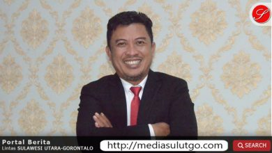 Kepala Dinas Kominfo Kabupaten Gorontalo, Haris Suparto Tome