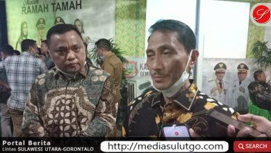 Ramah Tamah Bupati dan Wakil Bupati Gorontalo